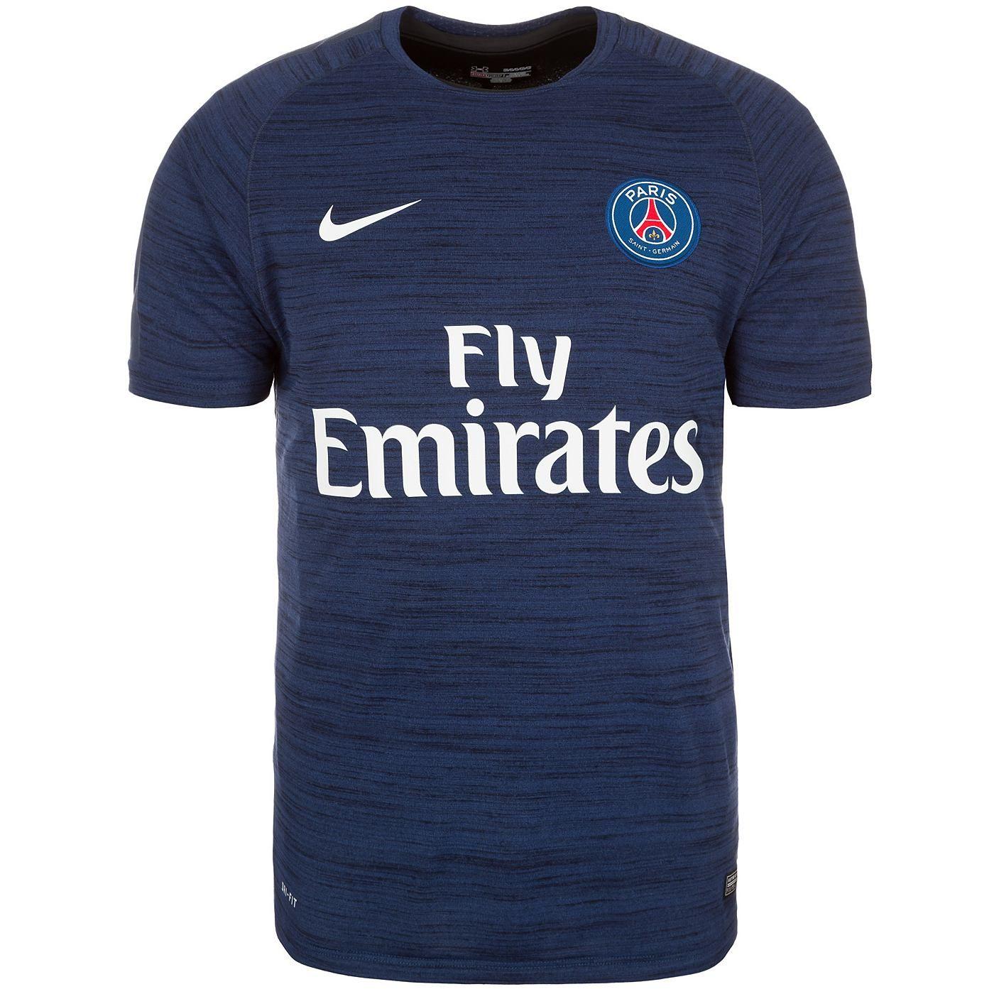 Nike Paris Saint-Germain Squad T-Shirt Herren