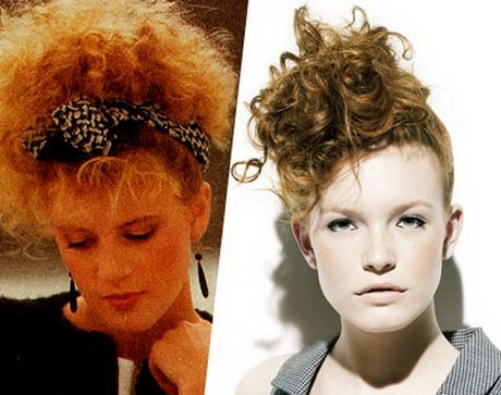 80er Jahre Frisuren 80 Fashion Beauty Und Beauty