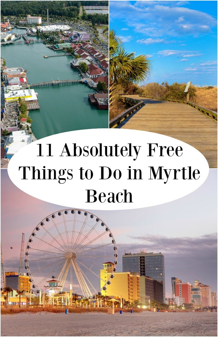 Best 25+ Myrtle Beach Things To Do Ideas On Pinterest