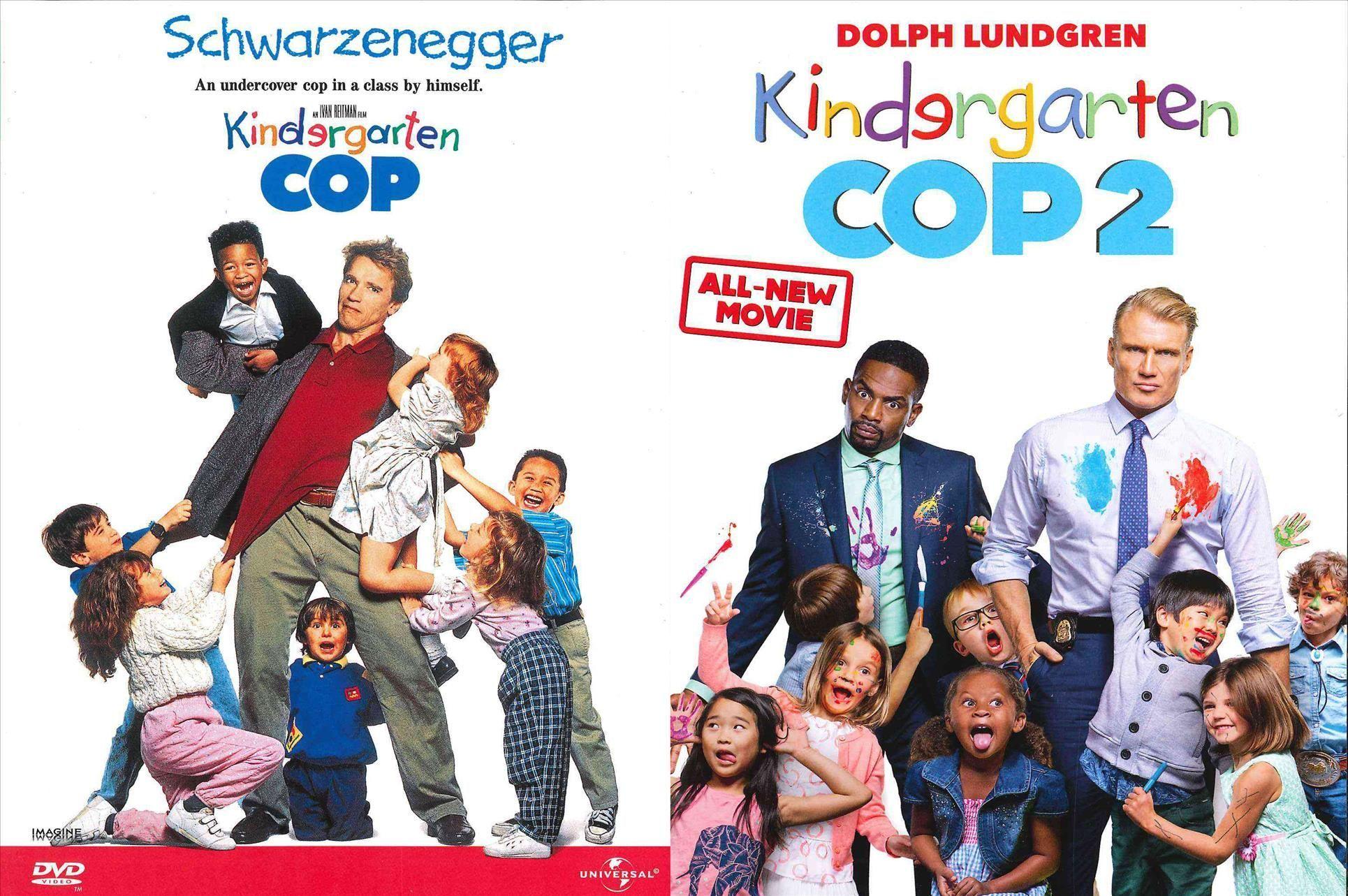 Kindergarten Cop Kindergarten Cop 2 With Images Music