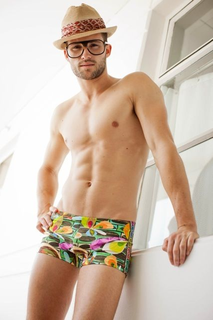 Arthur Keller in Mr Turk swimwear for this summer!!!
