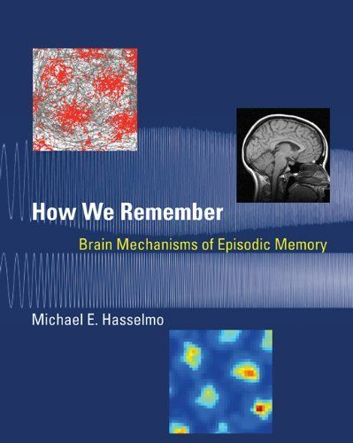 How We Remember: Brain Mechanisms of Episodic Memory by Michael E. Hasselmo. Shelved at classmark C.1.491. Check availability on LibrarySearch http://search.lib.cam.ac.uk.