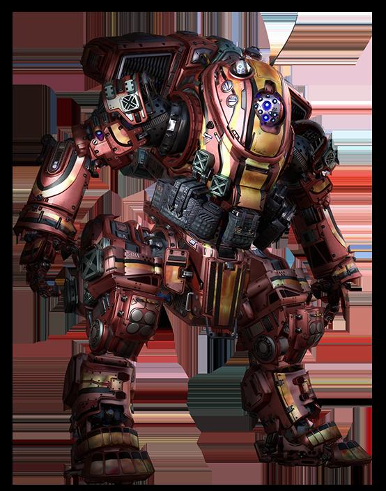 Titanfall 2 Titanfall Game Character Design Robot Concept Art