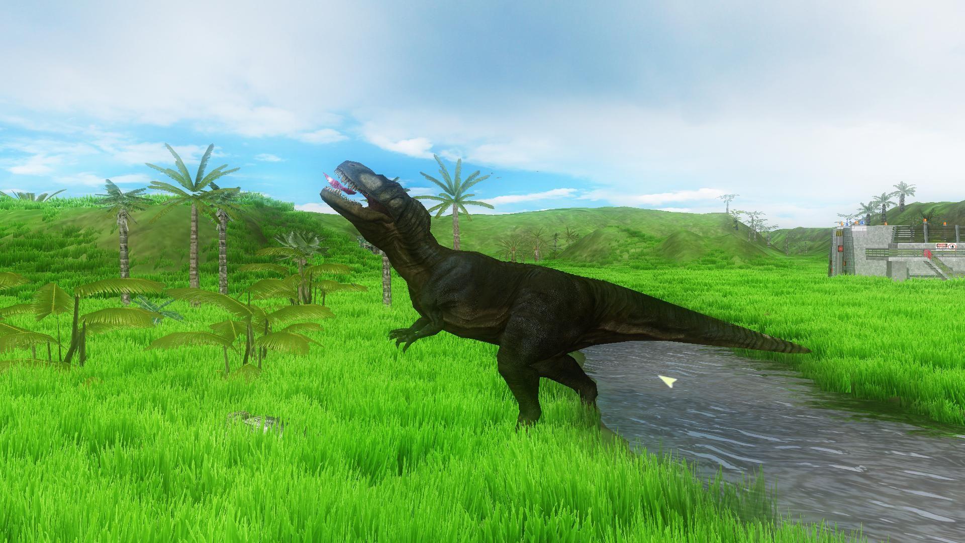 Jurassic Parc Operation Genesis Dinosaurios