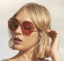 San Diego Songbird: Look of the Week: Chloe Sevigny X Opening Ceremony