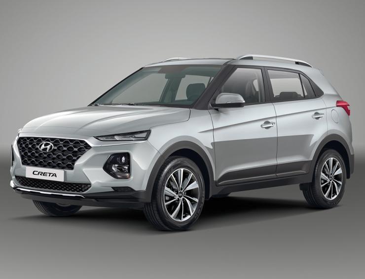 2020 Hyundai Creta Suv What It Ll Look Like Hyundai Suv New Suv