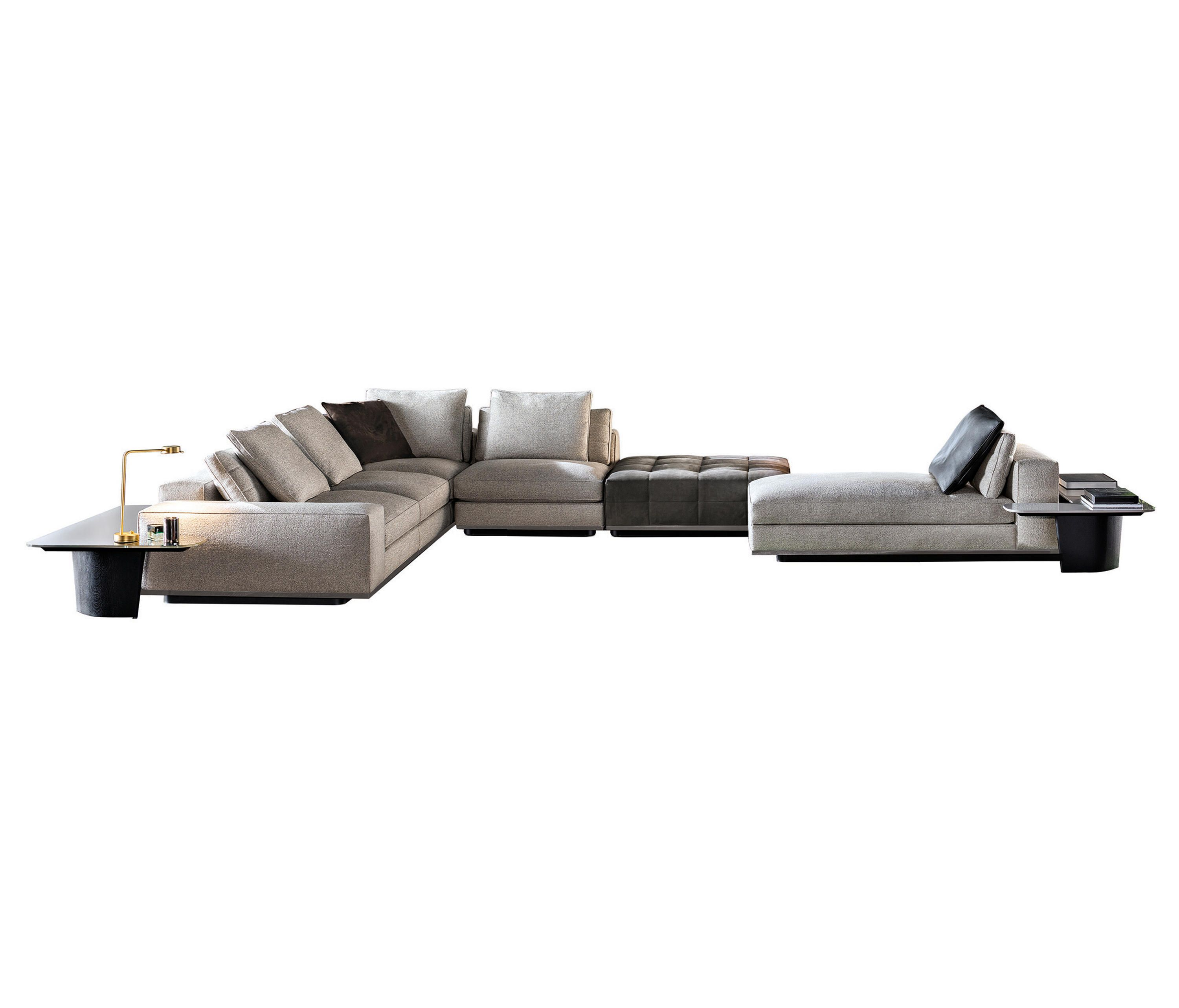 Lawrence Seating System Designer Modular Sofa Systems From Minotti All Information High Resolution Images Cads Catal Minotti Sofa Design Modular Sofa