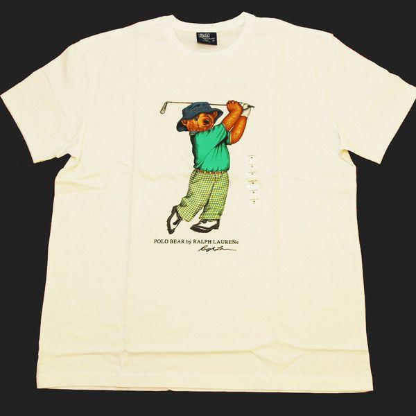 7f5cf77079b Polo Ralph Lauren Golf Polo Bear Shirt