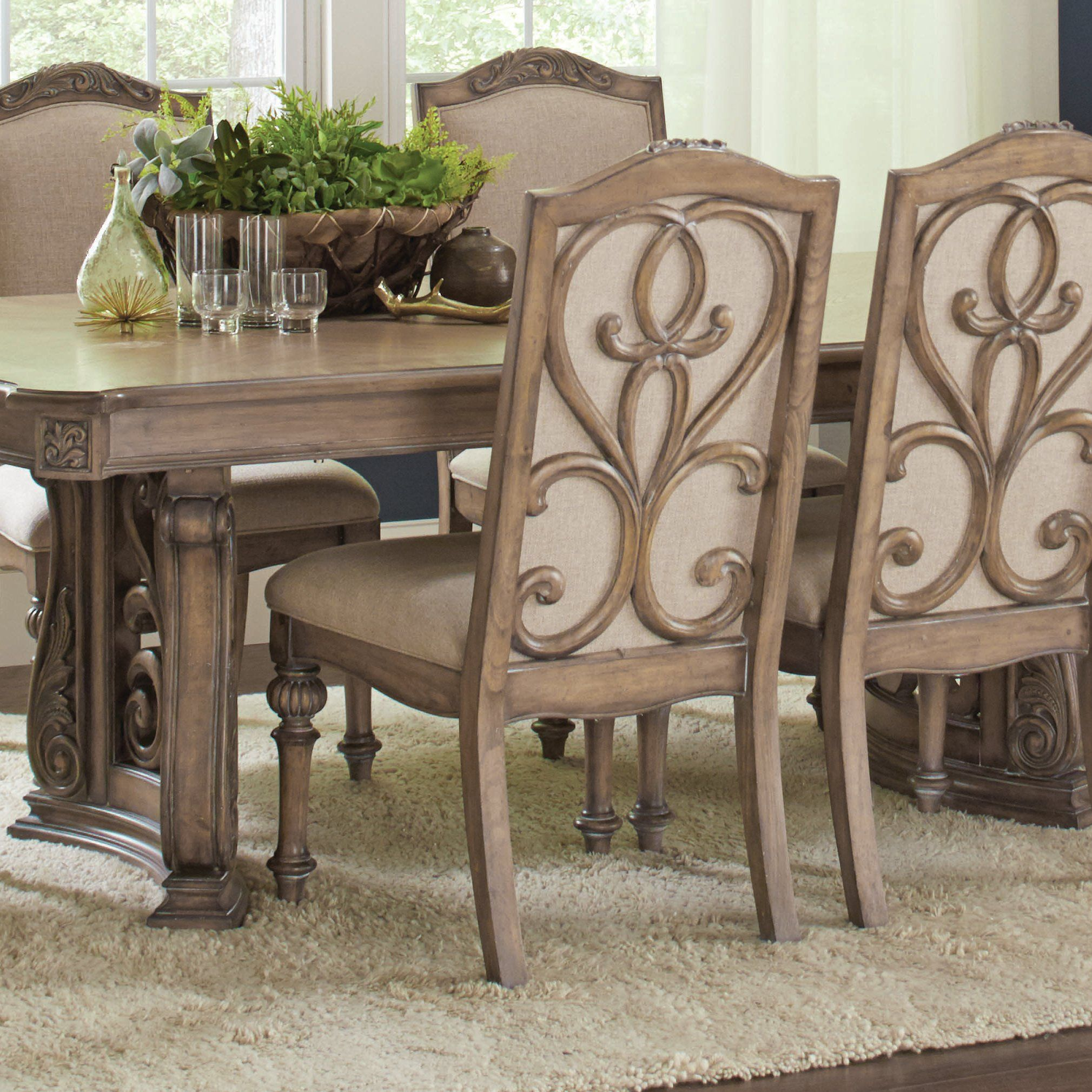 One Allium Way George Side Chair Wayfair Dining Chairs Side Chairs Dining Table