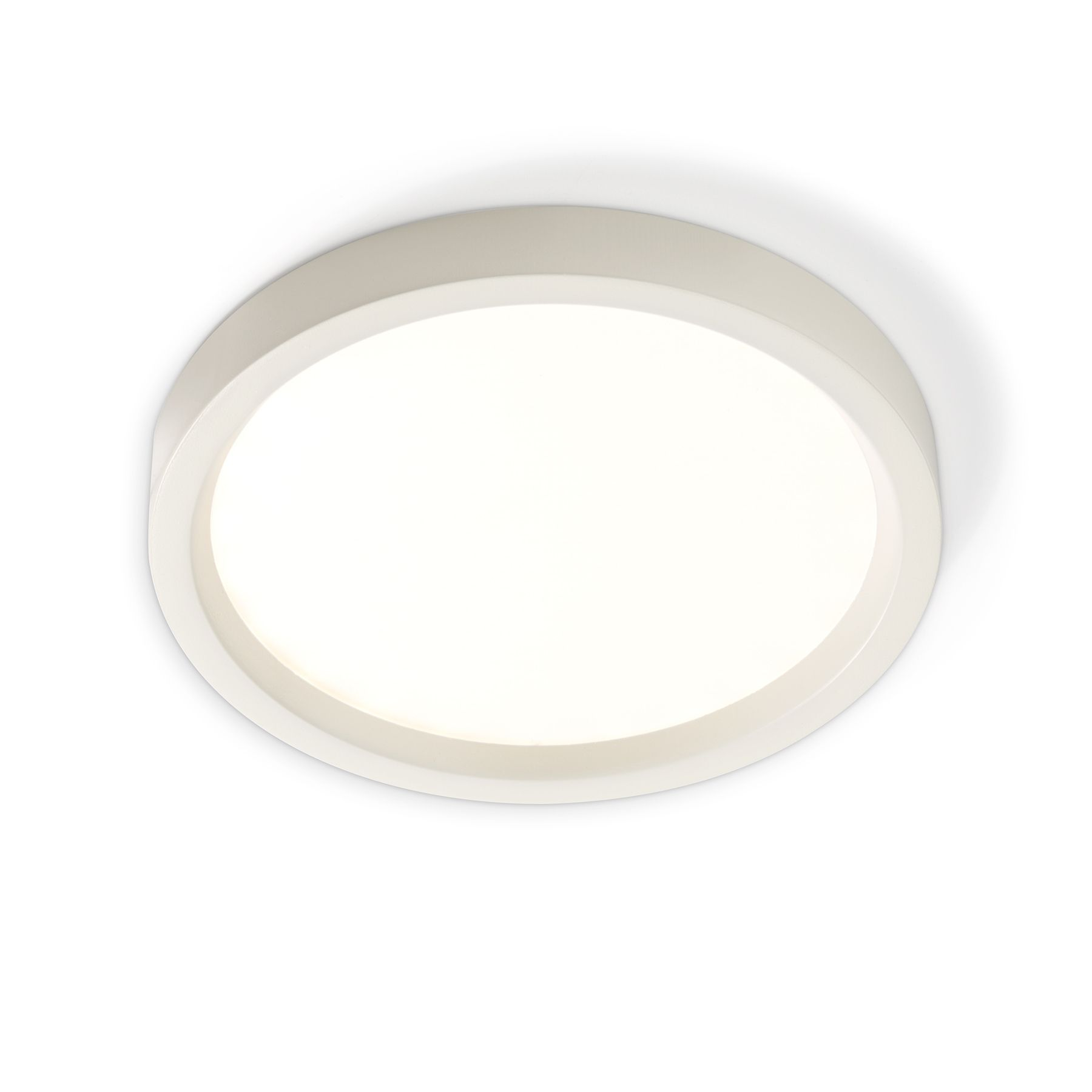 After Flattening The Bulb Philips Flattens The Downlight With Slimsurface Led Lightolier Surface Mounted Light Fixture Led Surface Mount Light