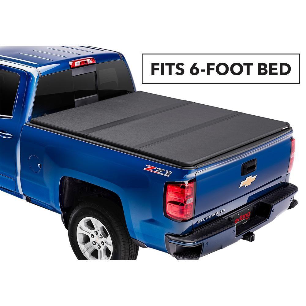 Extang Solid Fold 2 0 Tonneau Cover For 04 12 Chevy Colorado Gmc