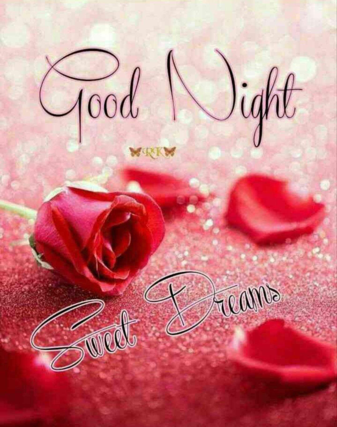 Good Night Sweetest dreams