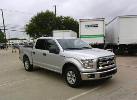 Used 2015 Ford F150 Supercrew Cab Dallas Tx Certified Used F150