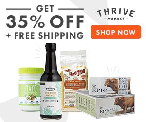 Pretty straight forward, sign up and receive 35% off of your order and get Free shipping too! You'll find all of your favorite organic and non-GMO brands, priced at up to 50% off and delivered to your door fast and Free! Why would you not take advantage of this? Oh and they give Free Samples too! http://ifreesamples.com/save-35-order-get-free-shipping-thrive-market/