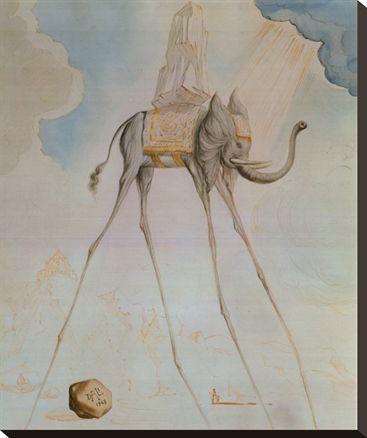 Hydrangea Hill Cottage - Salvador Dali's Elephant Giraffe