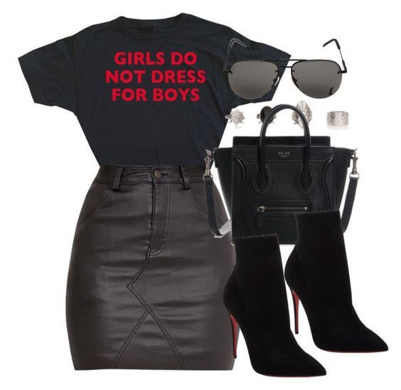 10 Gorgeous Outfits for a Girl's Night Out   Night Out Outfit