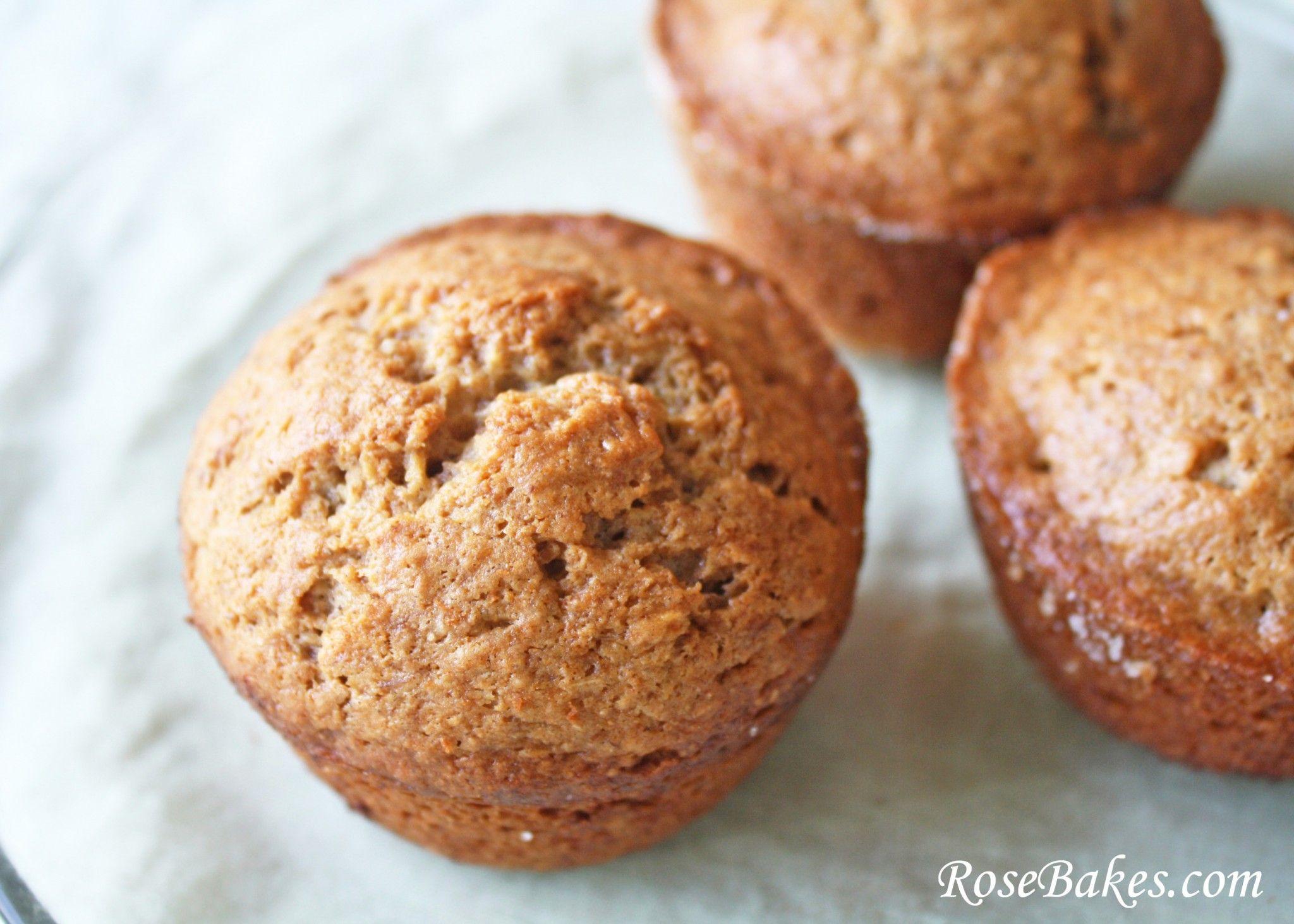 Sour Cream Banana Muffins Recipe With Images Sour Cream