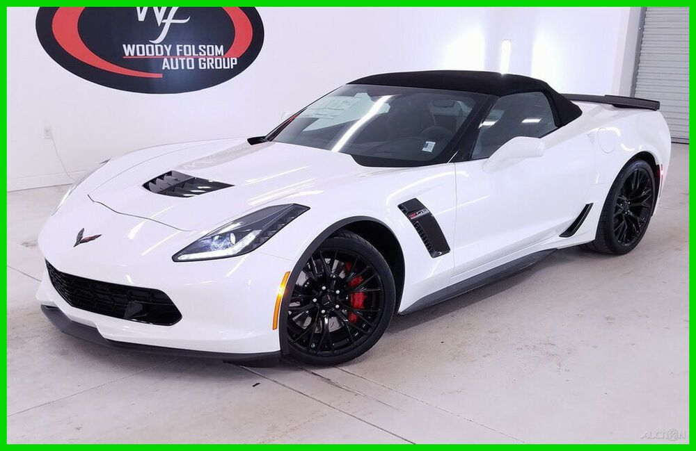 2019 Chevrolet Corvette Z06 2019 Z06 New 6 2l V8 16v Automatic Rwd