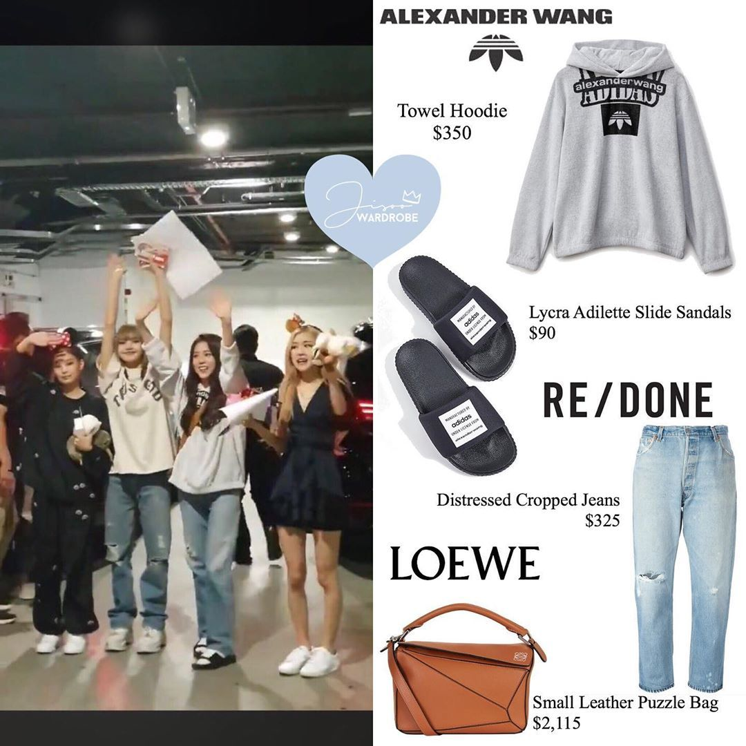 772 Curtidas 8 Comentarios Jisoo S Wardrobe Jisooswardrobe No Instagram 190613 Sooyaaa Send Off In Aust Fashion Dresss Pop Clothing Korean Outfits