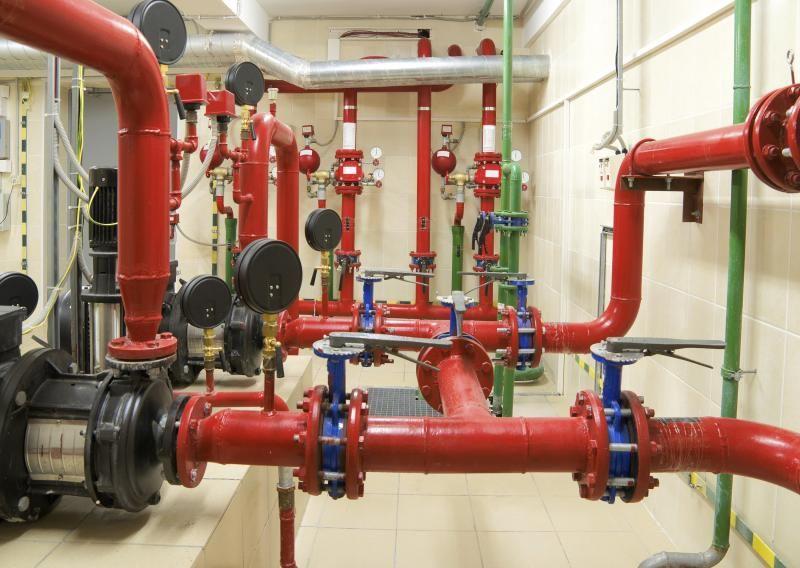 Sprinkler Fitter Job Description Fire protection, Fire