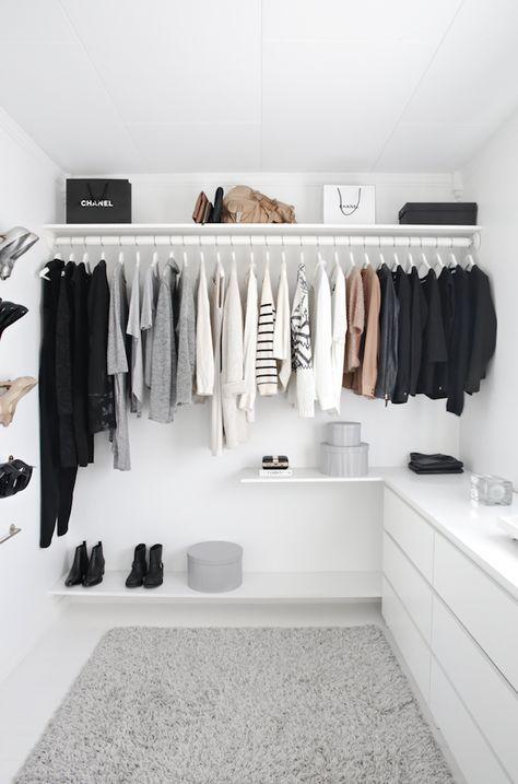 Ankleidezimmer Offener Kleiderschrank Ankleide Zimmer Und Begehbarer Kleiderschrank
