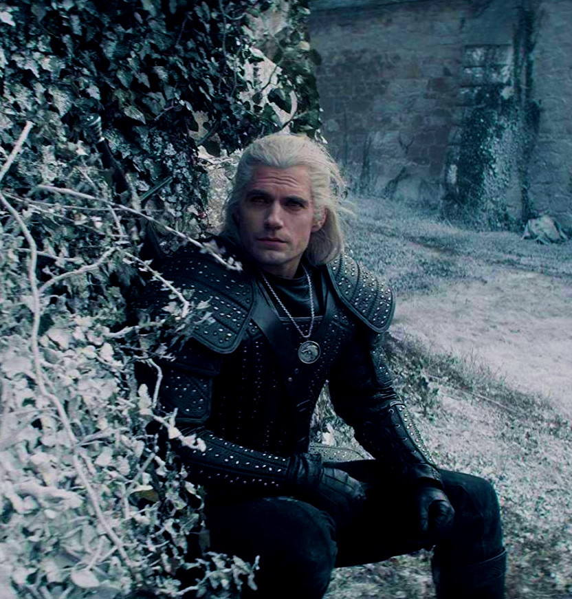 Henry Cavill As Geralt Of Rivia In The Witcher Series On Netflix The Witcher Geralt Of Rivia The Witcher Geralt