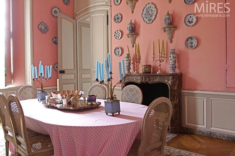 Grand Paris C0081 PIECES PRINCIPALES Salon Salle à manger Salle à - photo de salon salle a manger