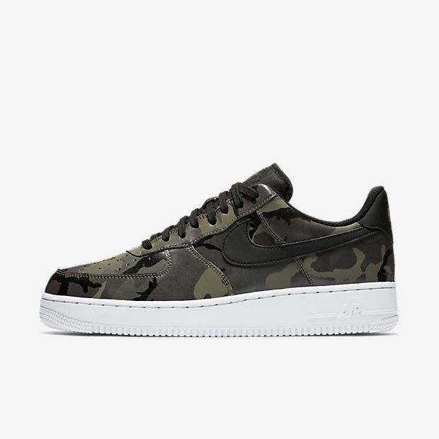 air force 1 camuflaje hombre