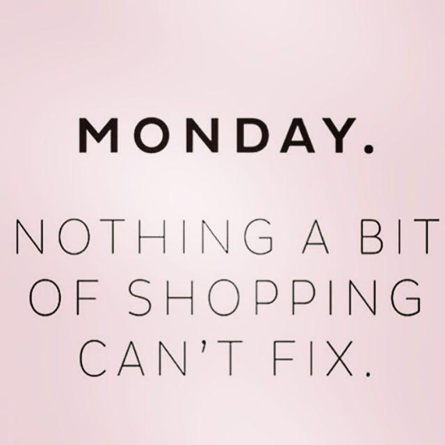 Happy Monday Loves!
