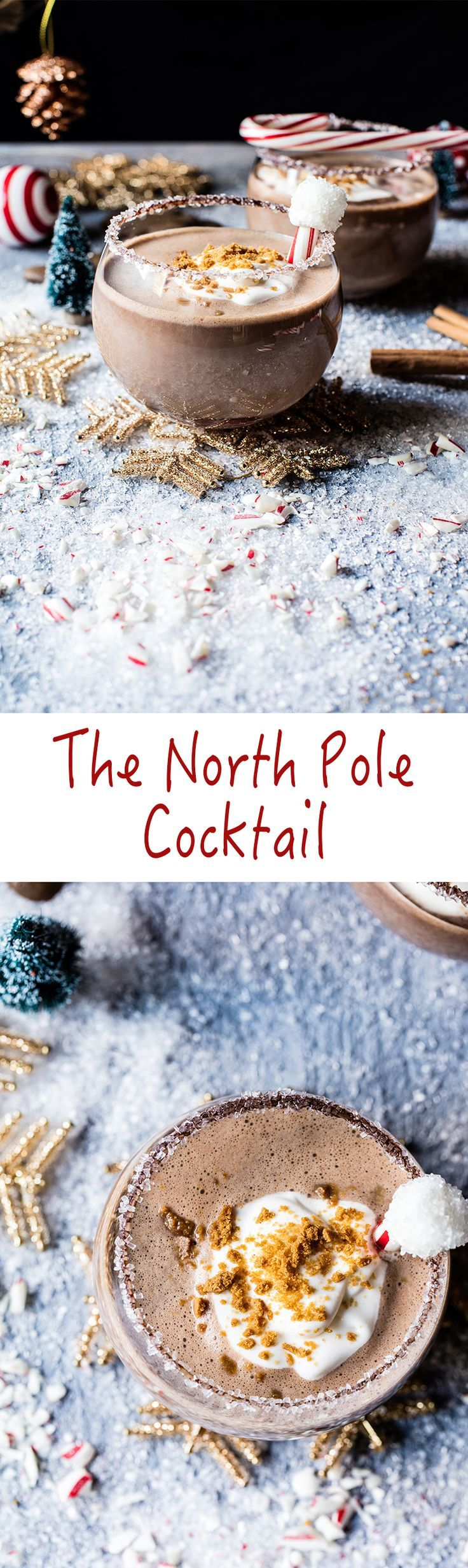 The North Pole Cocktail | halfbakedharvest.com @hbharvest