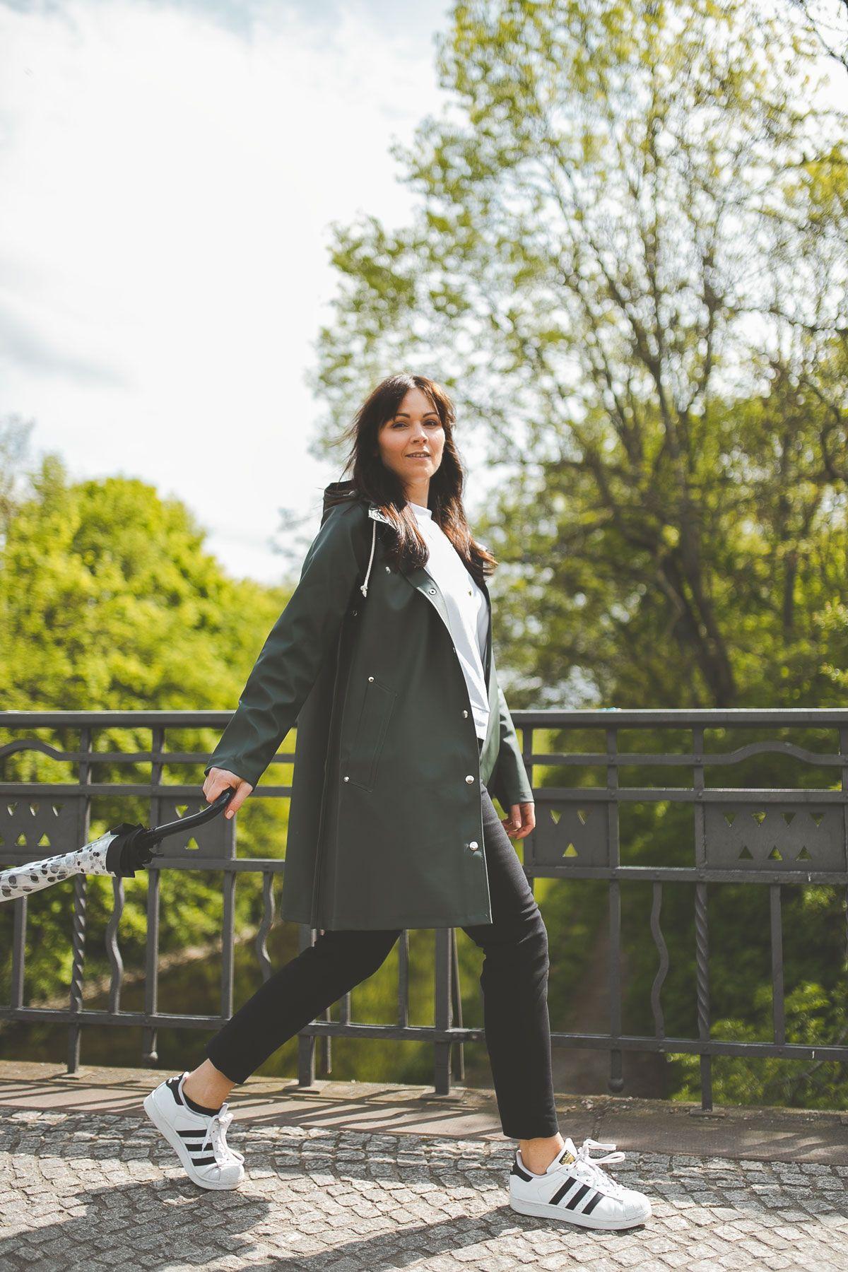 Für Green Regentage Mosebacke Stutterheim Dem Outfit Mit CErdxBeQWo