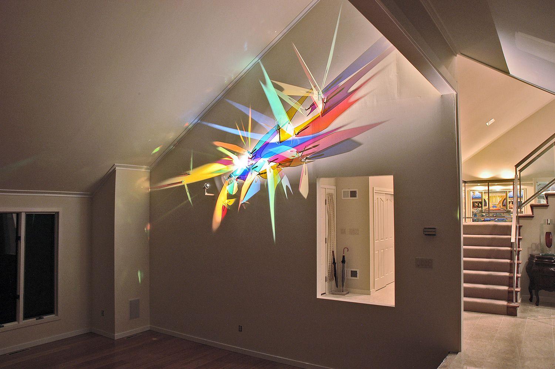 Fandango Artist Stephen Knapp | Amazing | Pinterest | Artist ... for Light Installation Art Indoor  181obs