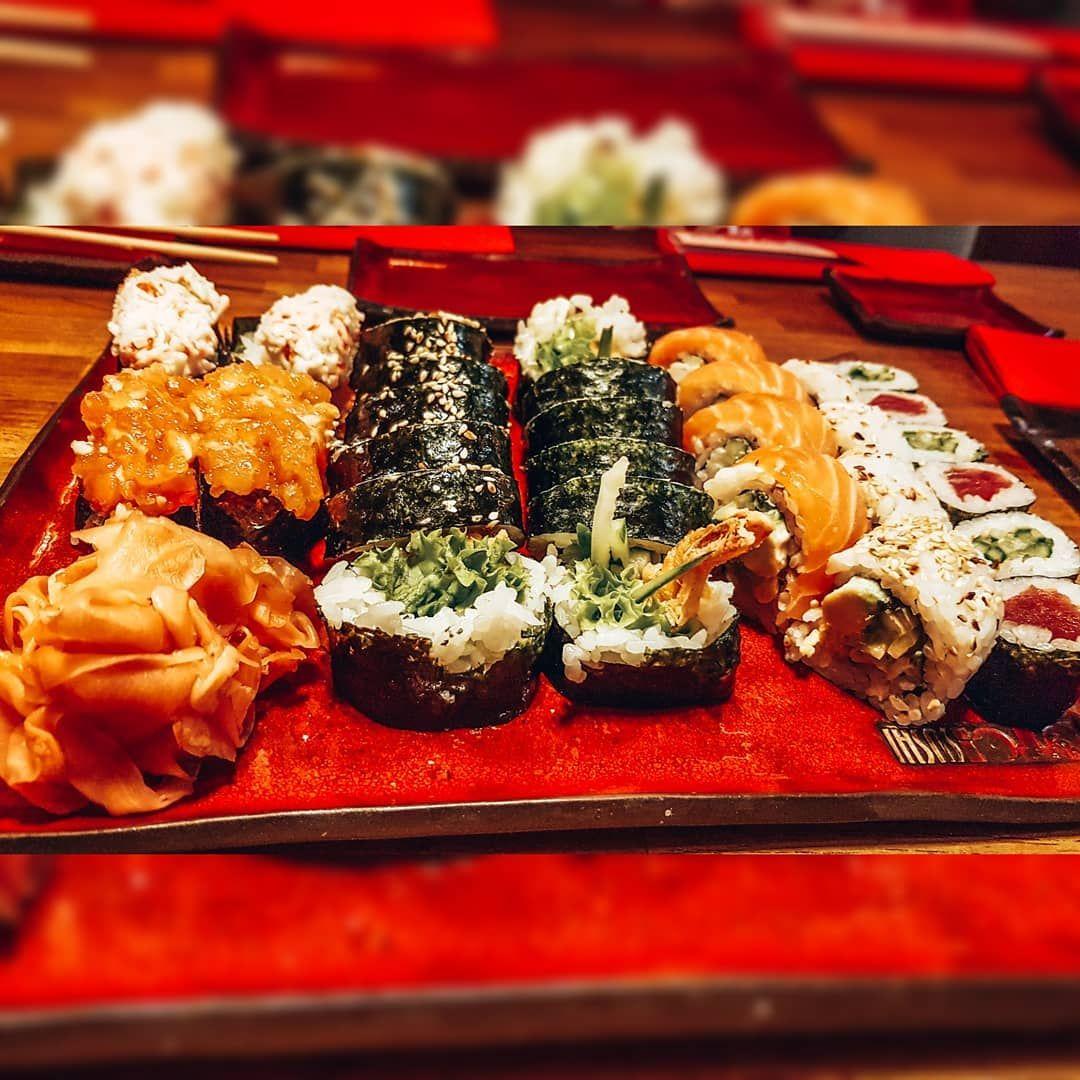 Czy są tutaj fani sushi?? ❤️