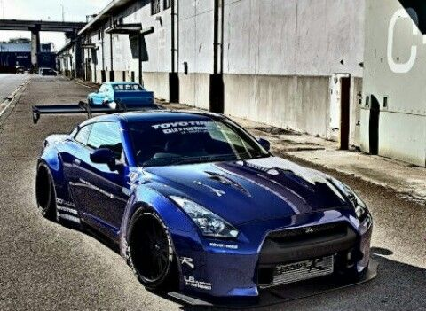 Nissan Gt R Lb Dmc Race Car Pushing Out A Staggering Hp