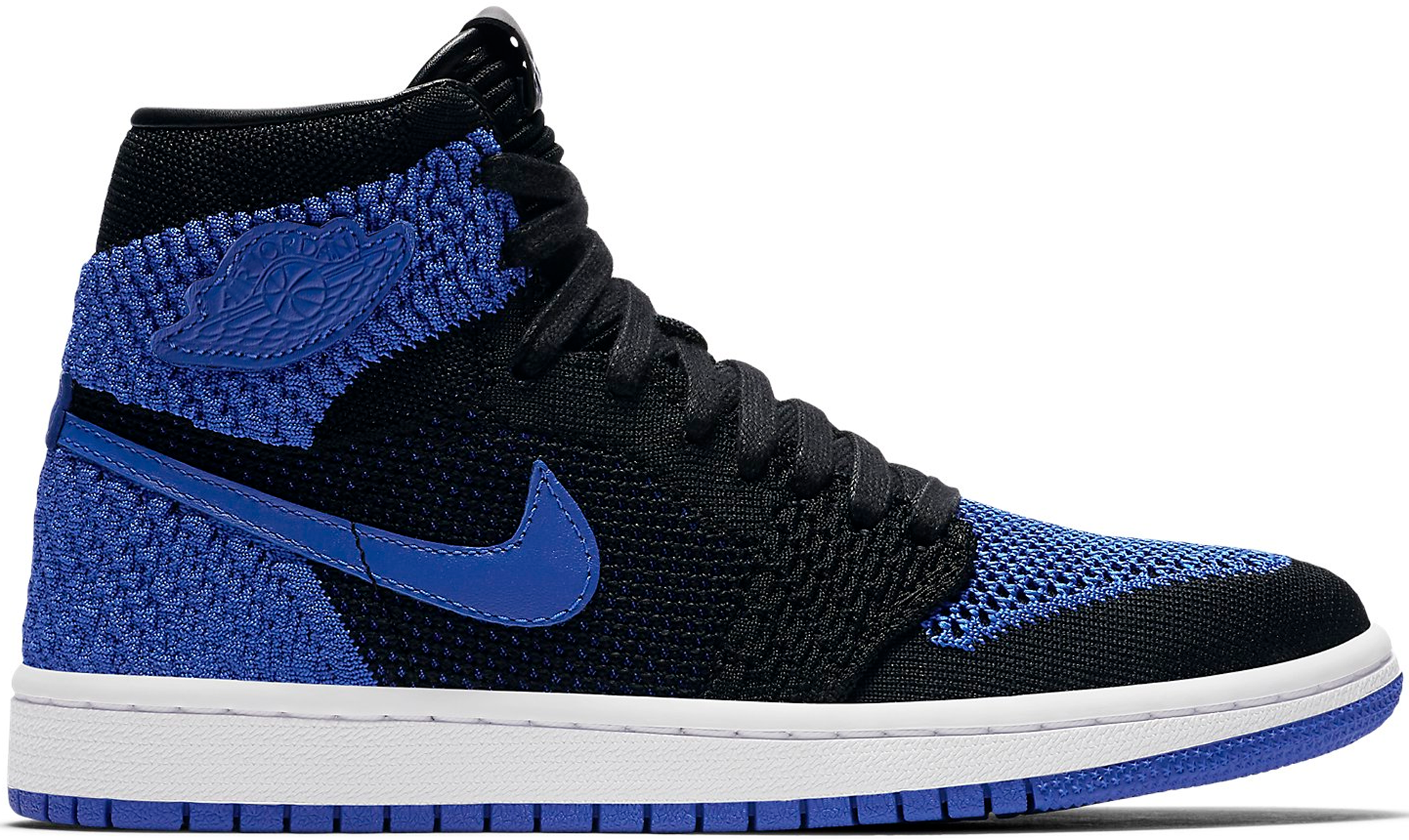 release date: 2c8cc b81f7 I just listed an Ask for the Jordan 1 Retro High Flyknit Royal (GS) on  StockX