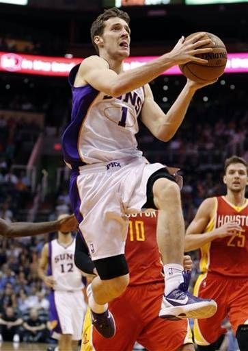 Phoenix Suns Goran Dragic