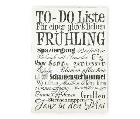 To do liste fr hling spr che und zitate pinterest - To do liste lustig ...