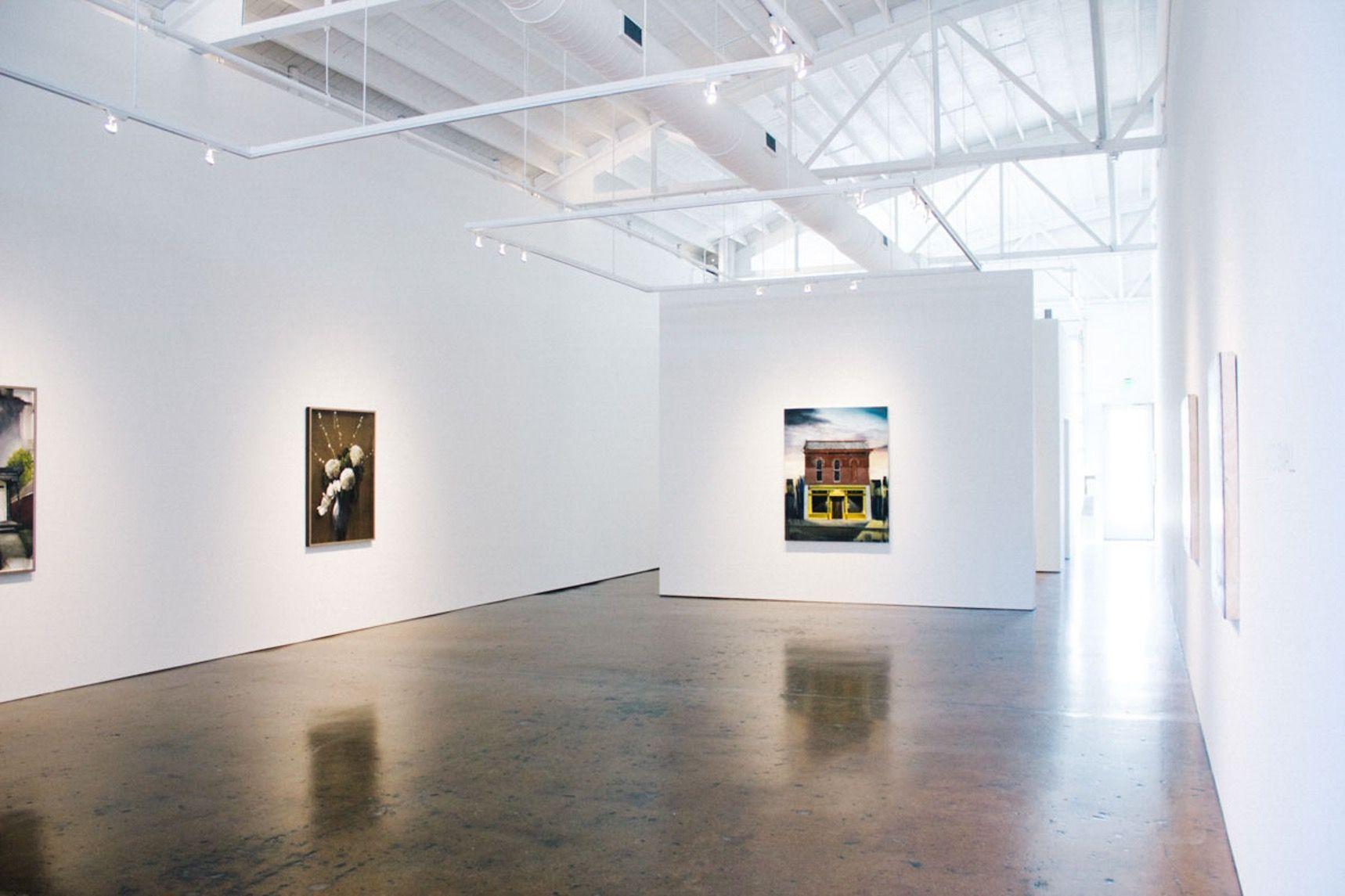 On the Grid David Lusk Gallery, WedgewoodHouston