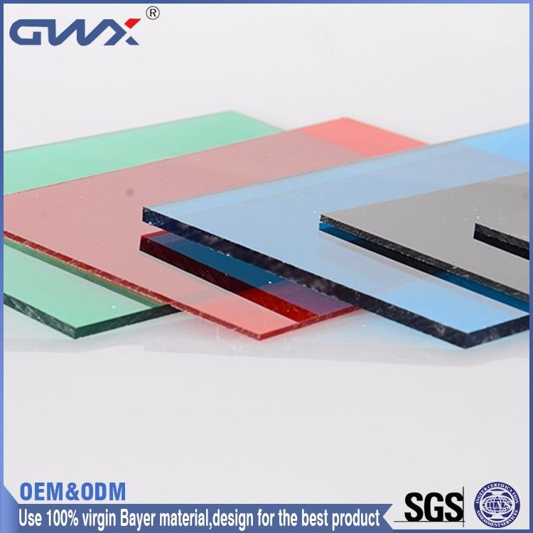 chinagwxpc.com Polycarbonate roof sheet price solid sheet ...