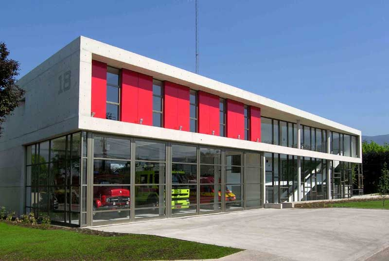 Beautiful Fire Station Design Awards   Google Search