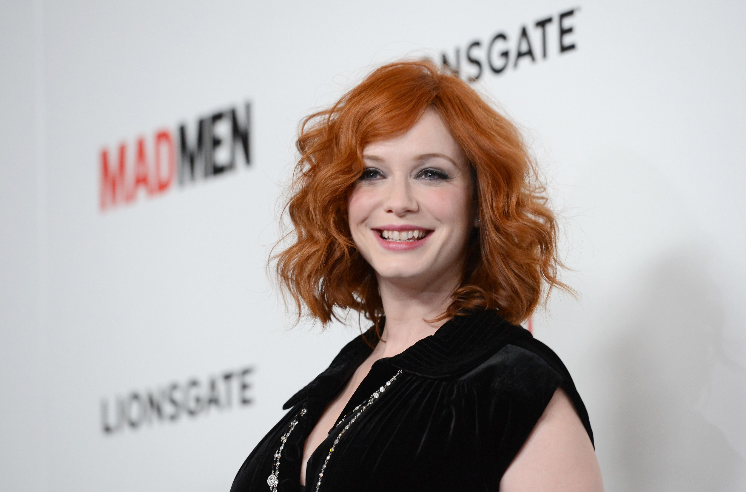 Whether You Re A Natural Red Or A Redhead By Choice Celebrate National Love Your Red Hair Day With These Amaz Red Hair Day Cool Hairstyles Christina Hendricks