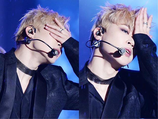 WEBSTA @ korean.lyfe - 161118 BTS Jimin @ Music Bank in Gyeongju | ©adelio #방탄소년단 #피땀눈물 #WINGS #뷔 #지민 #정국 #슈가 #제이홉 #랩몬스터 #진 #musicbank