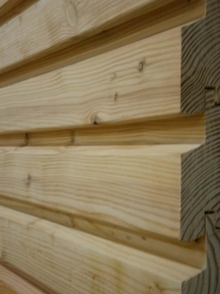 Larchen Rautenprofilbretter 34x96 Mm Profilholz Rhombusleisten Ebay Container Home Designs Holzverkleidung Fassade Hausverkleidung