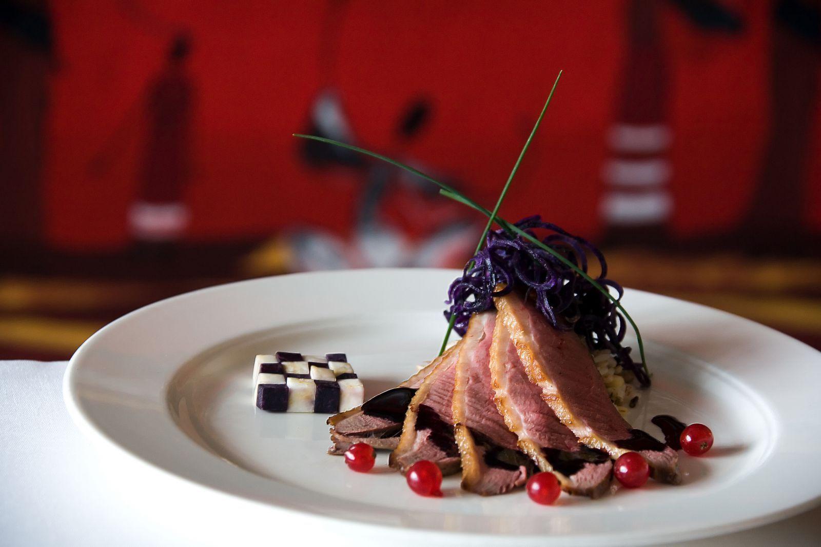 блюда высокой кухни рецепты с фото прими