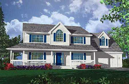 Plan W8567MS: Country, Farmhouse House Plans & Home Designs