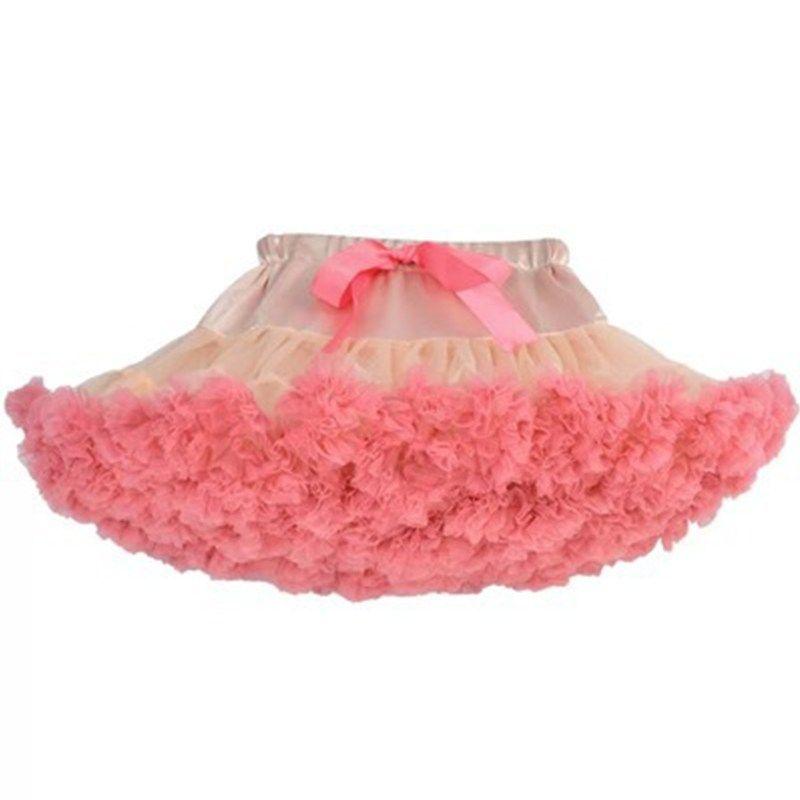 Girl Ballet Skirtchild Petticoat Cupcake Dress Baby Tutu Princess Clothing Party