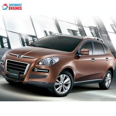 #SouthwestEngines Taiwan's First Car Brand Launches Luxgen7 SUV
