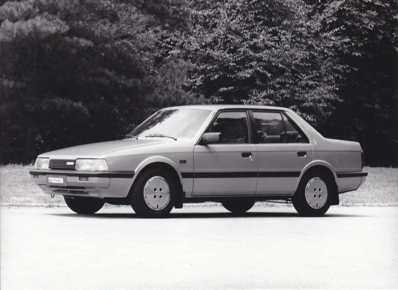 Mazda 626 Sedan (1983)