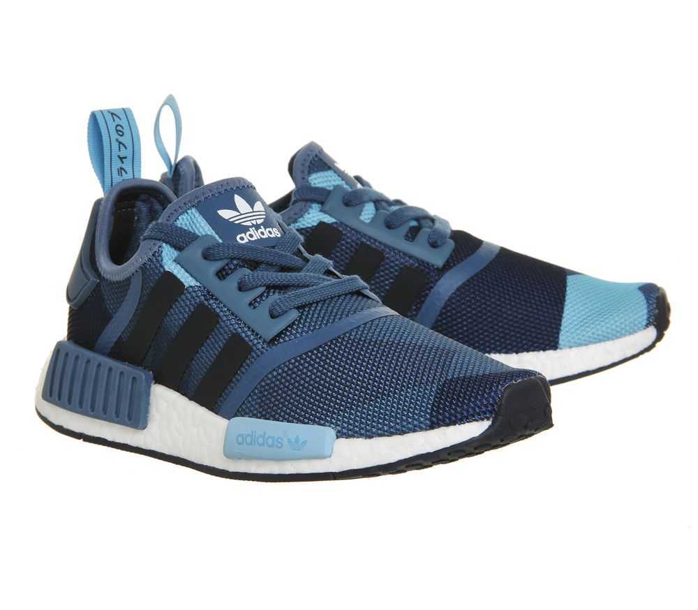 Adidasmen's nmd r1 bape Running sports Ape Camo shoes for sale