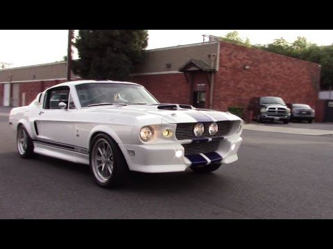 Shelby Gt350e Custom 1968 Ford Mustang Fastback Owner Interview At